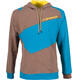 La Sportiva Magic Wood Midlayer Heren blauw/olijf